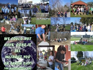 Earth Day poster 2009