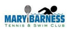 Mary Barness tennis and swim club1